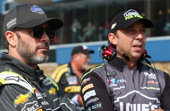 Dave Moody sounds off on Jimmie Johnson and Chad Knaus separating at the end of 2018
