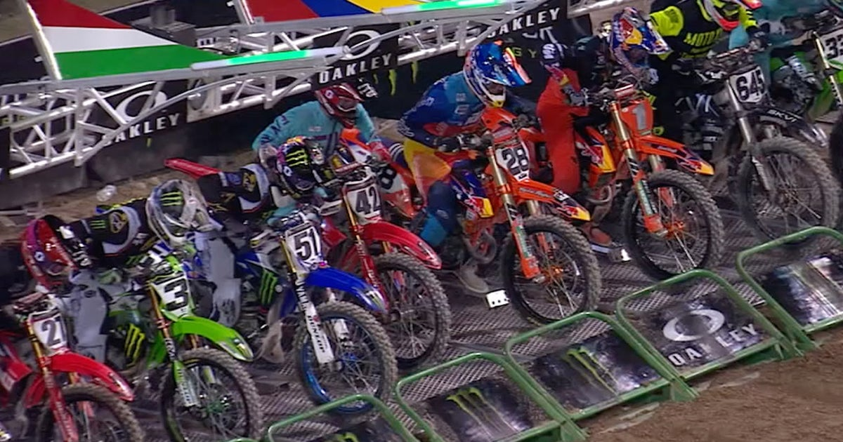Full highlights & analysis from the 2018 Monster Energy Cup