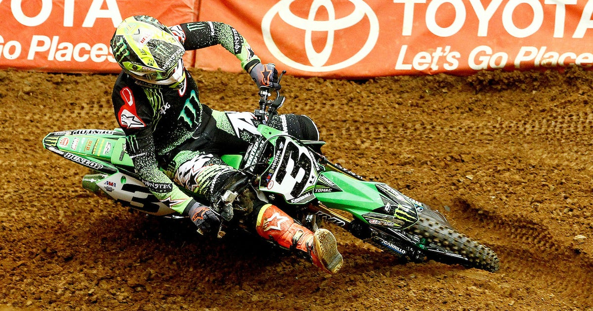 Eli Tomac wins the first main event I MONSTER ENERGY CUP
