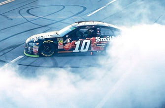 Winner's Weekend: Aric Almirola – Talladega