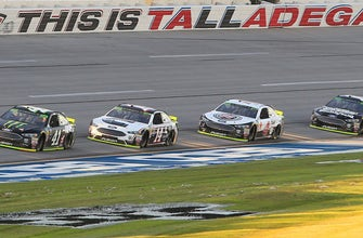 Kevin Harvick comments on the utter dominance of Stewart-Haas Racing at Talladega