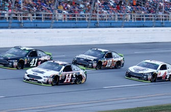 Next Level: How Stewart-Haas Racing was able to dominate the race at Talladega