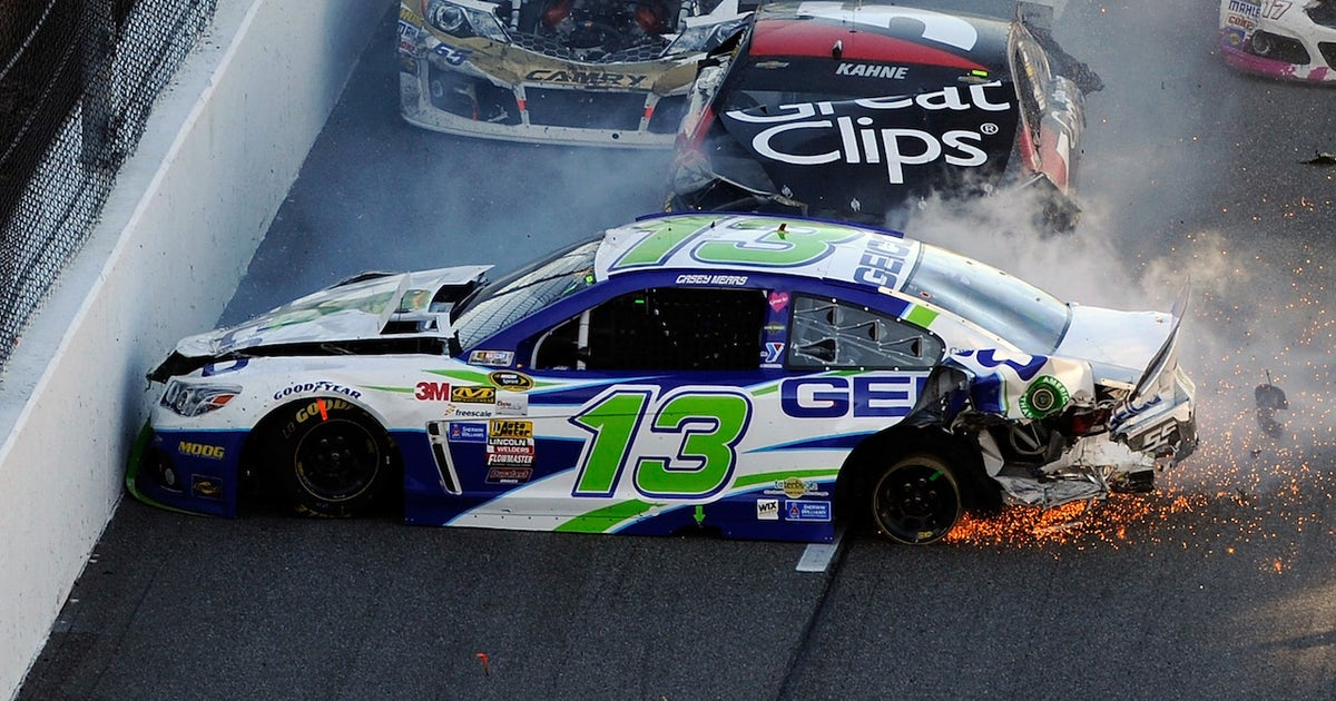 How superstitious is the NASCAR industry?