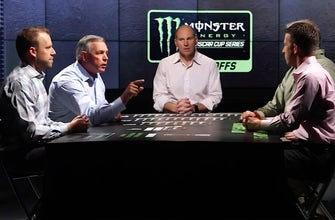 The 'RaceDay' crew picks the four drivers they think will advance to the final round of the playoffs