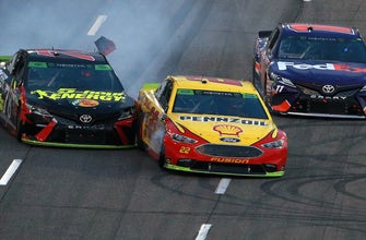 Larry McReynolds & Jamie McMurray break down the controversial final lap at Martinsville