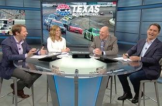 Brad Keselowski & Jeff Gordon talk about their fight at Texas Motor Speedway in 2014