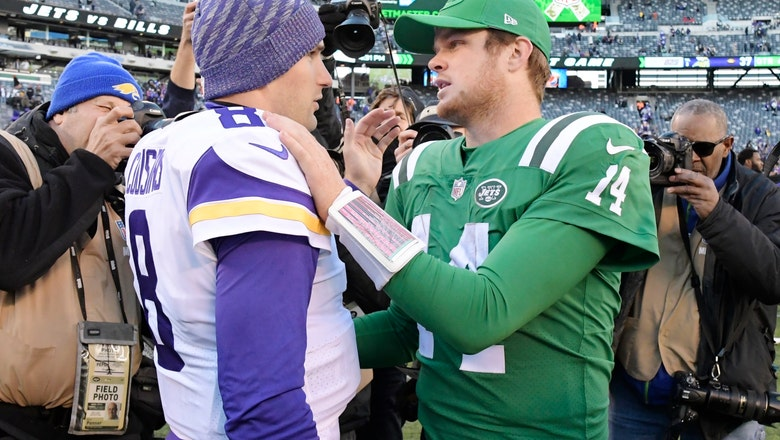 Cousins, Vikings look to improve, even after blowout of Jets