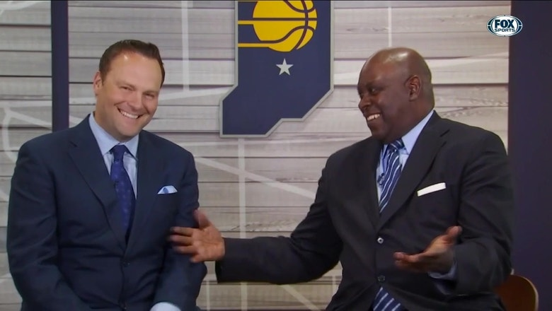 Rapid Fire with Quinn Buckner on the Pacers