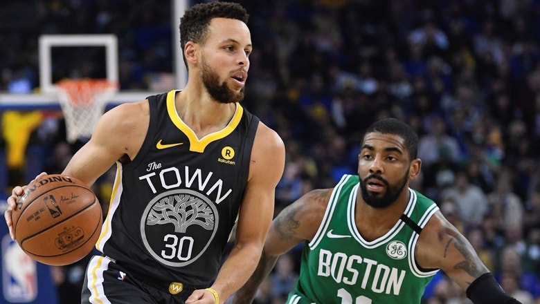 Stephen Jackson: The Celtics are the only team that can compete with the Warriors