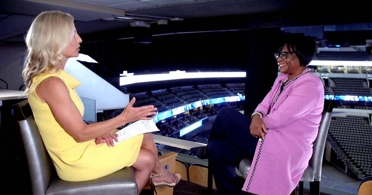 Cynthia Marshall on taking on the Dallas Mavericks | Mavericks Insider Season Preview