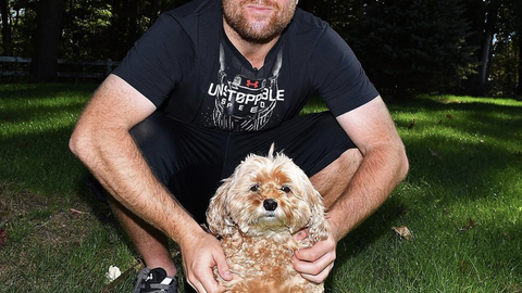 Phil Kessel, former Gophers star
