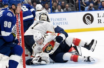 Panthers put G Roberto Luongo on injured reserve