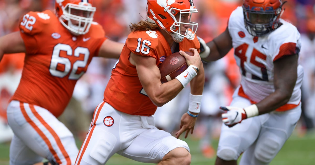 Clemson faces more QB questions before Wake Forest game