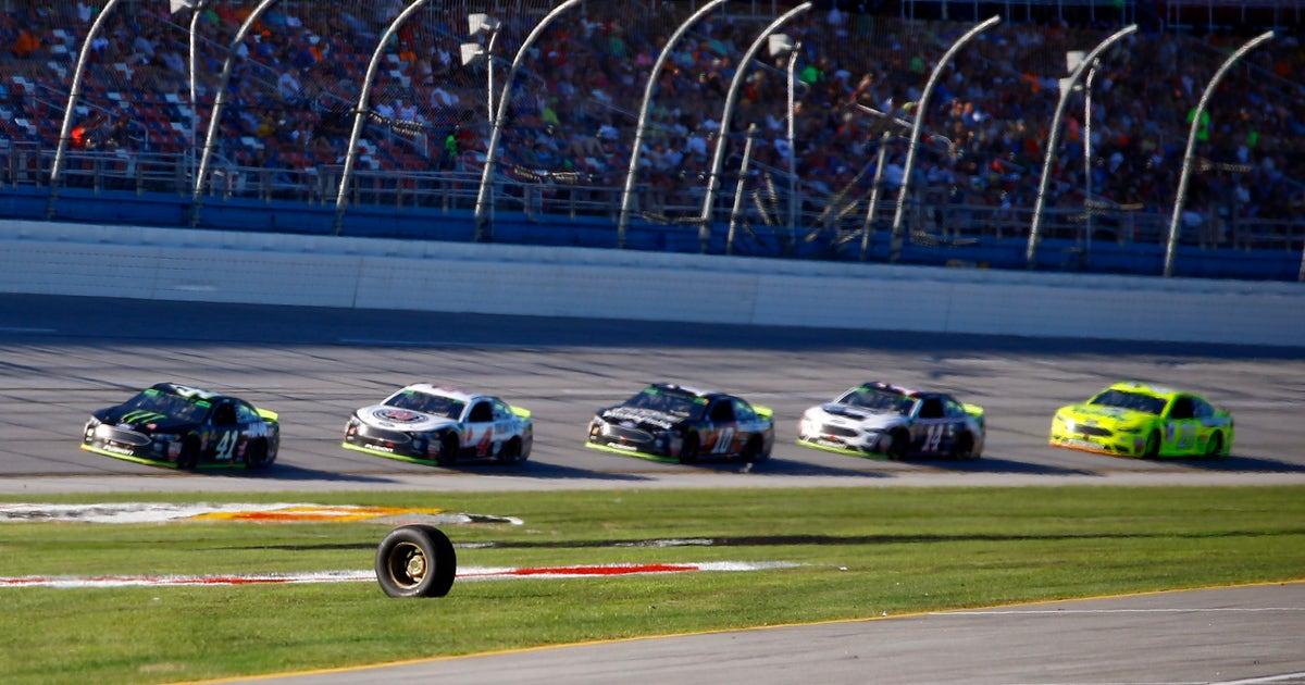 Column: Busch loss raises questions about NASCAR officiating