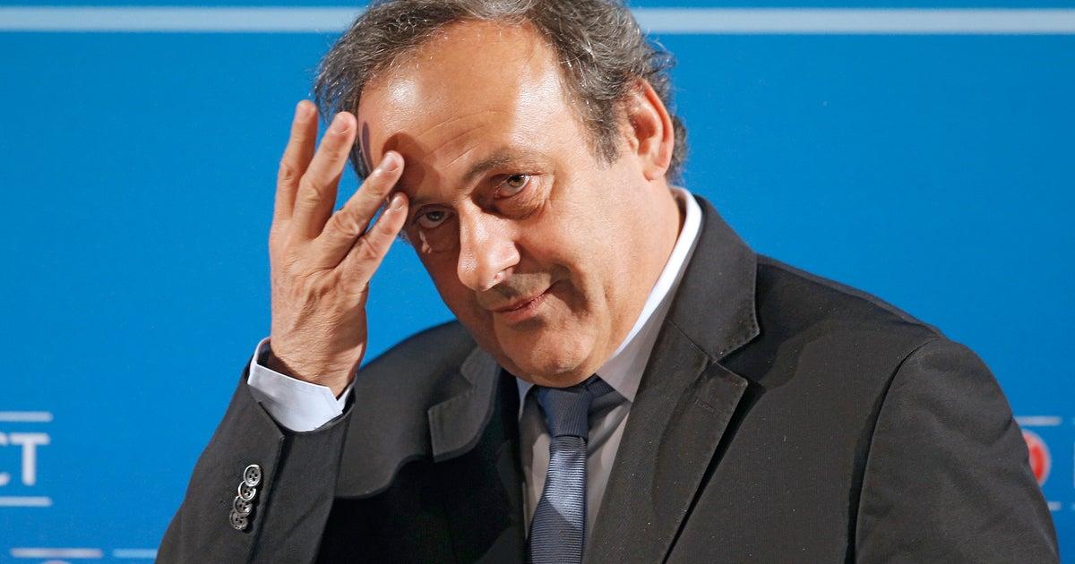 Michel Platini files lawsuit in France in FIFA case