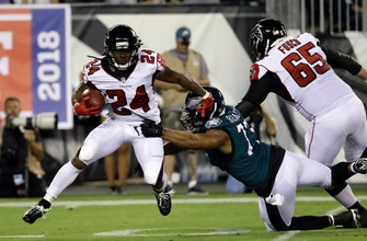 Falcons RB Freeman cleared to return after missing 3 games