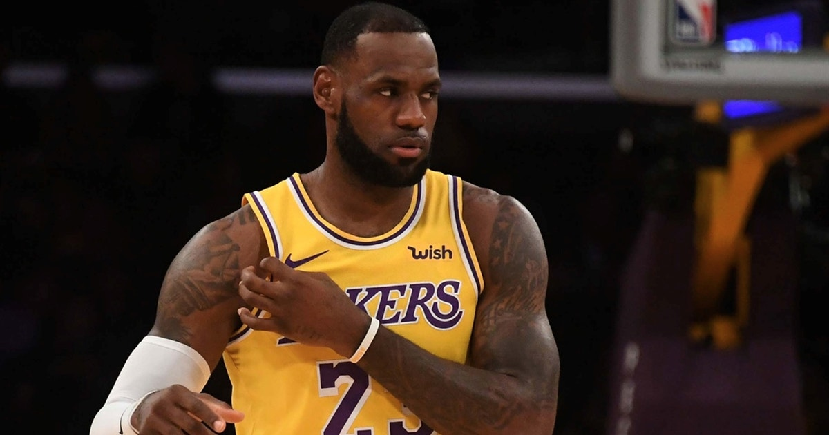 df0d49dd759a Colin Cowherd evaluates LeBron James  supporting cast ahead of the NBA  2018-19 season