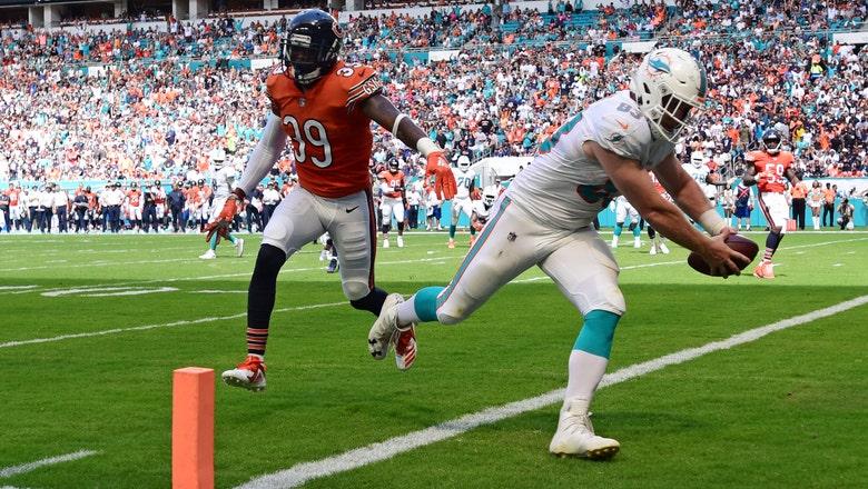 Bears' defense suddenly shaky in 31-28 OT loss at Miami