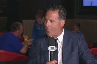 Panthers honor big-hitting, big-hearted Ed Jovanovski on Legacy Saturday