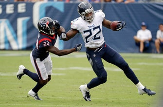 Titans' Henry not happy with his 'rough start' to season