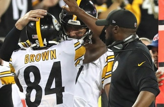 Jason Whitlock thinks potential Tomlin-Brown rift may have to do with Le'Veon Bell