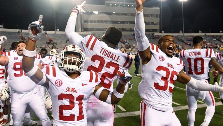 Ole Miss fights through injuries, prepares to take on Auburn