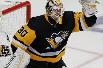 Penguins G Matt Murray out indefinitely with a concussion