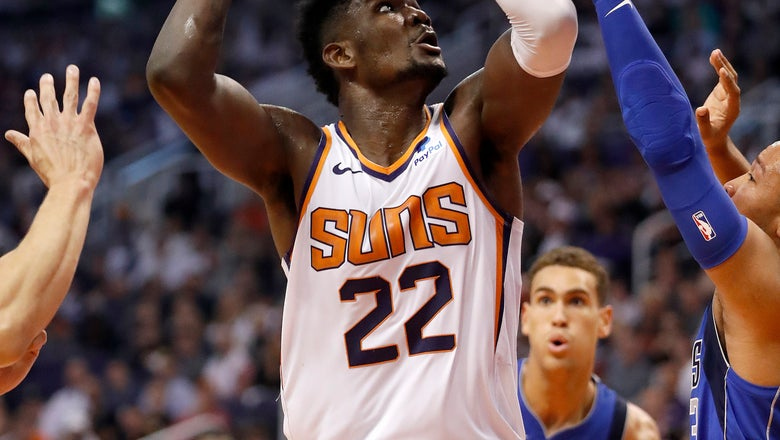 Welcome, rooks: Ayton, Bamba, Trier sparkle in NBA debuts