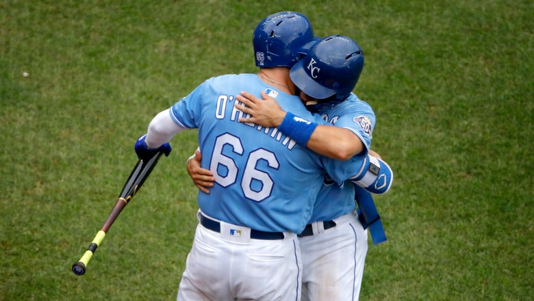 Despite 104-loss season, Royals look forward with hope