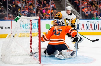 Crosby's nifty move lifts Penguins to 6-5 OT win over Oilers