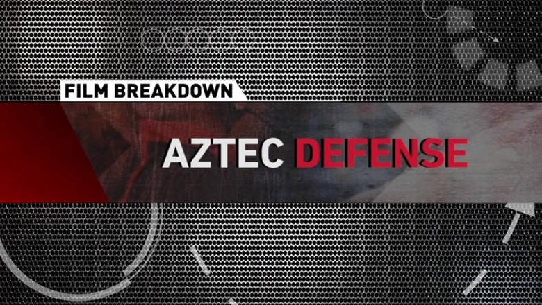Film with Coach Long: Aztecs Defense against Boise State