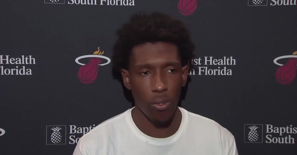 Maintaining composure, leadership among things Josh Richardson is working on