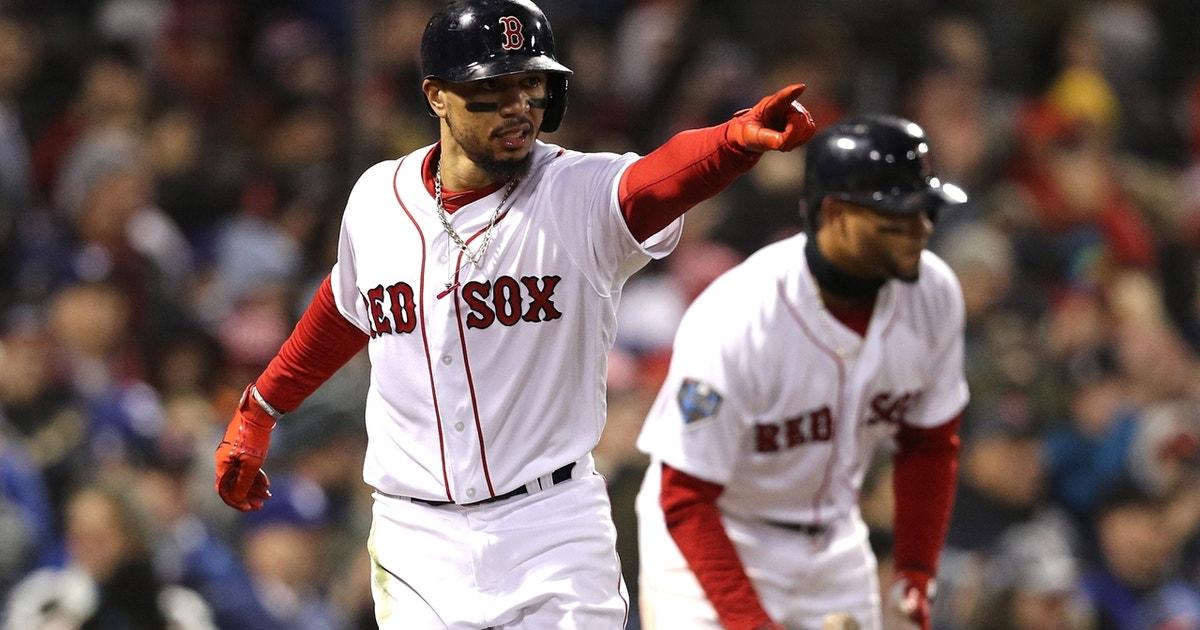 Xem 60 giây tốt nhất từ trận đấu World Series 2 của Red Sox giành chiến  thắng trên Dodgers | # October60