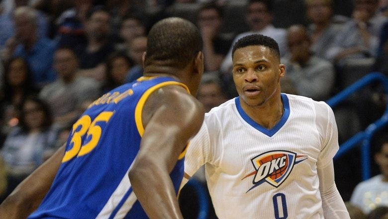 Shannon Sharpe explains why he doesn't anticipate a reunion between KD and Westbrook