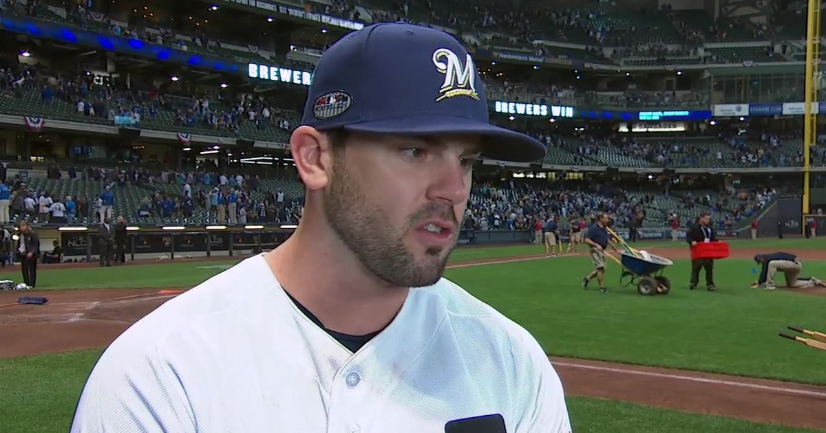 Mike Moustakas on Game 7: 'We're going to have a lot of fun'