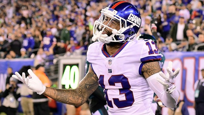 Jason Whitlock doesn't hold back in his criticism of Odell Beckham Jr after Thursday night's loss