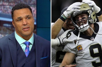 Tony Gonzalez makes the case Drew Brees could be the greatest NFL QB of all time