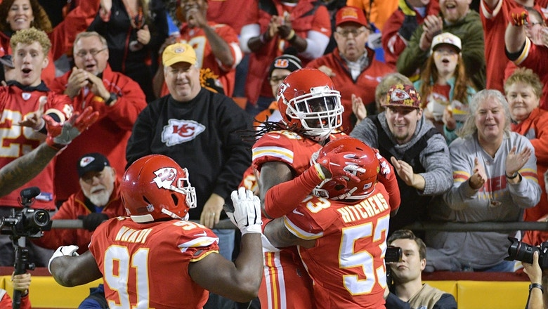 Nick Wright list all the reasons why the Kansas City Chiefs are currently the best team in the NFL