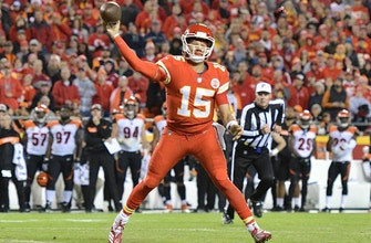 Shannon explains why the Chiefs are more likely to beat the Patriots to win AFC
