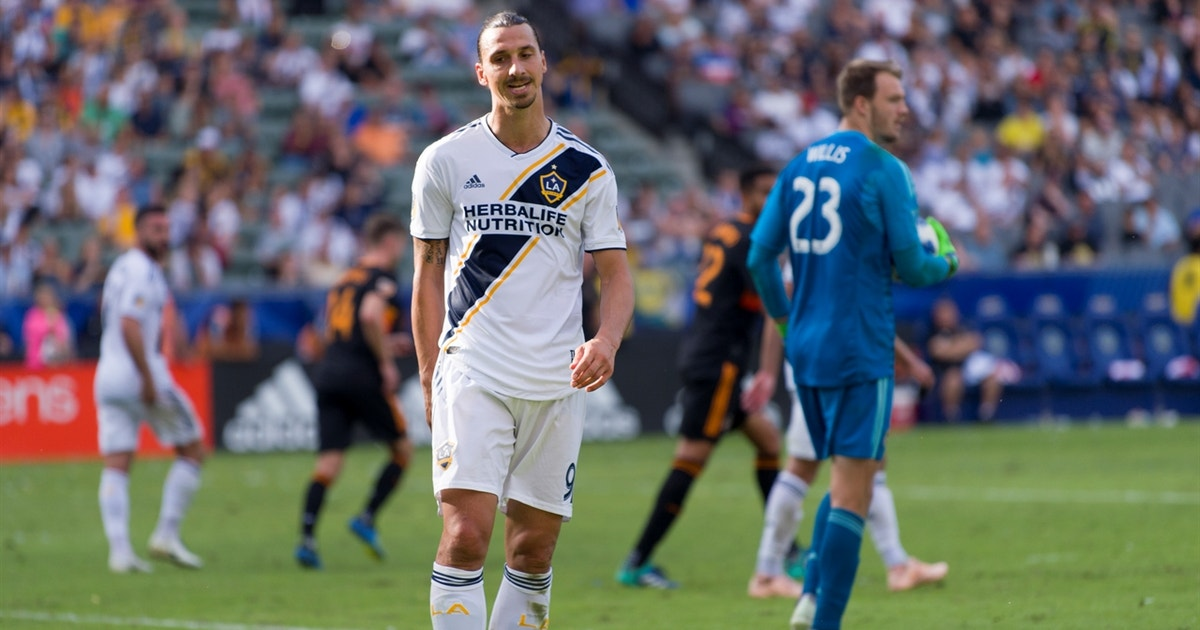 4a752cfde Zlatan Ibrahimovic and the L.A. Galaxy fail to make the playoffs ...