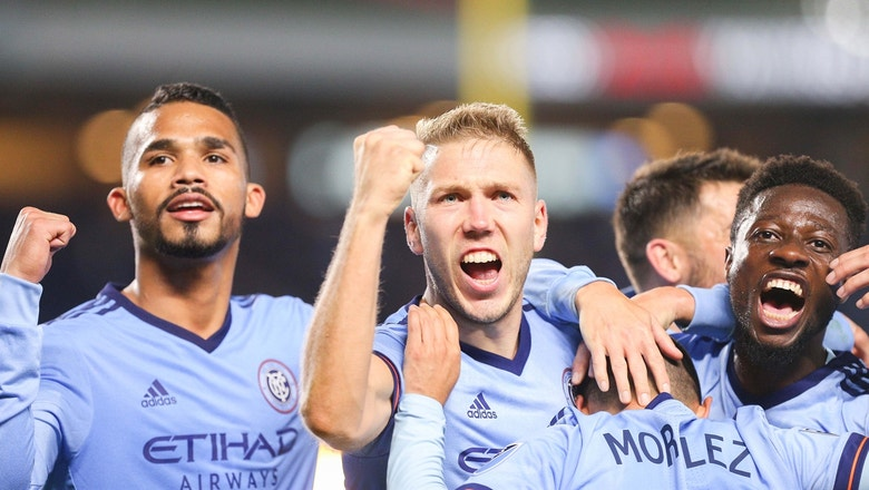 90 in 90: New York City FC vs. Philadelphia Union | Audi 2018 MLS Cup Playoffs