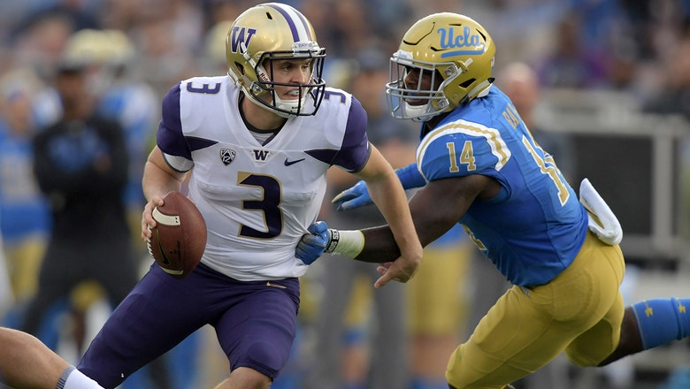 No. 10 Washington dodges upset bid from UCLA