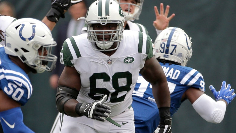 Jets' busy Beachum uses many life passions to help others