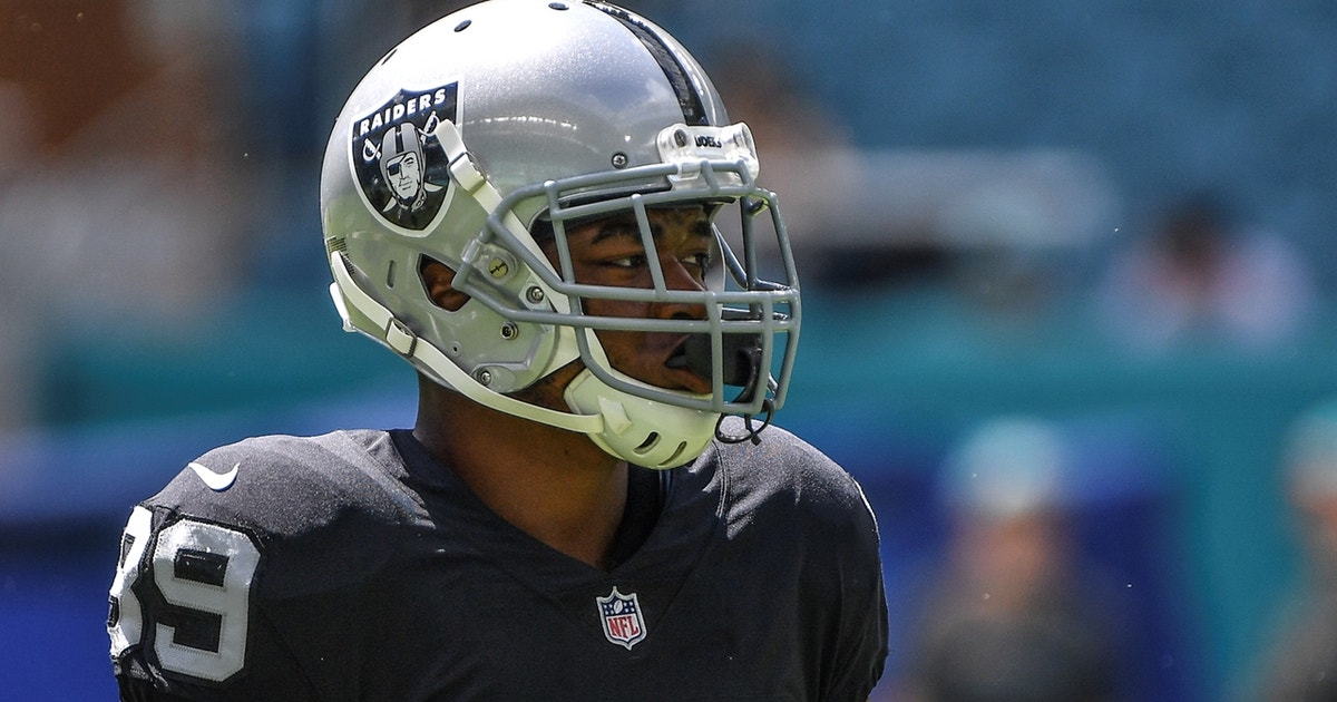 Raiders deal WR Amari Cooper to Cowboys for first-round draft pick ... fb2c29eaf