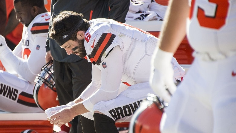 Shannon on Browns' loss to Chargers: Baker should get a lot of the blame for this one