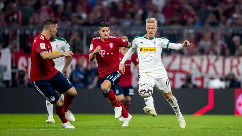 Bayern Munich vs. Monchengladbach | 2018-19 Bundesliga Highlights