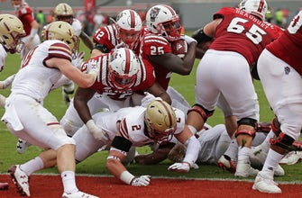 No. 23 NC State holds off Boston College 28-23 to reach 5-0