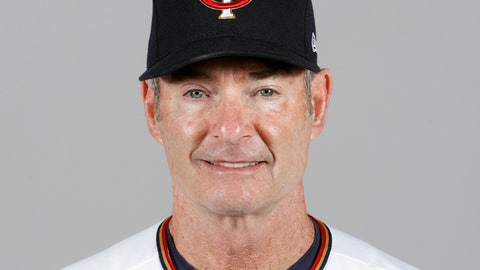 <p>               FILE - This is a 2018 file photo showing Paul Molitor of the Minnesota Twins baseball team. The Twins announced Tuesday, Oct. 2, 2018, that Molitor will not return as manager in 2019. Molitor has been offered a position to stay with the organization in a Baseball Operations capacity and will consider the offer.  (AP Photo/John Minchillo, File)             </p>