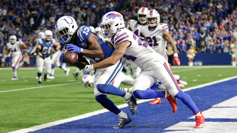 Defensive resurgence helps Colts blow out Bills 37-5
