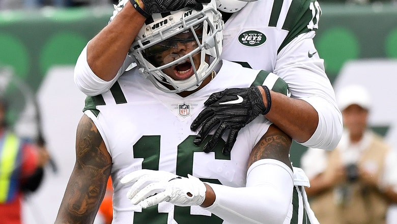 WRs Enunwa, Pryor, Anderson top Jets' lengthy injury list